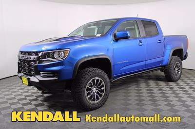 2021 Chevrolet Colorado Crew Cab 4x4, Pickup #D110497 - photo 1