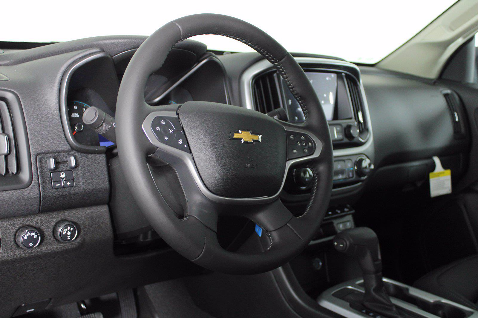 2021 Chevrolet Colorado Crew Cab 4x4, Pickup #D110515 - photo 10