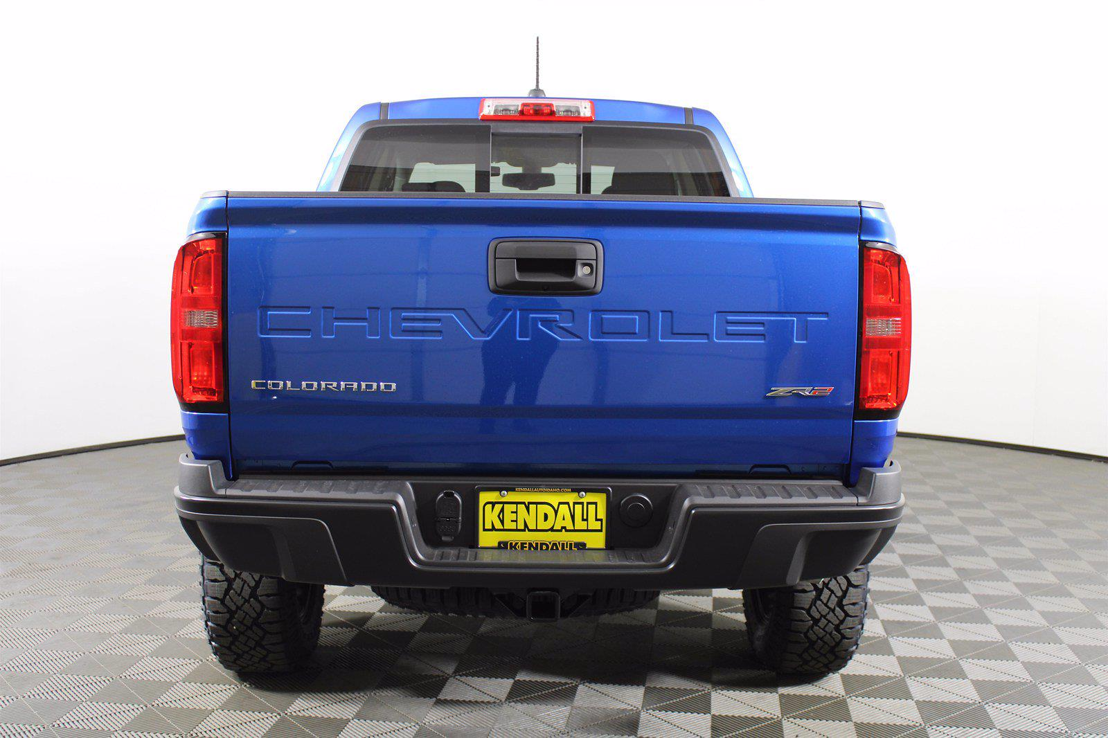 2021 Chevrolet Colorado Crew Cab 4x4, Pickup #D110515 - photo 8
