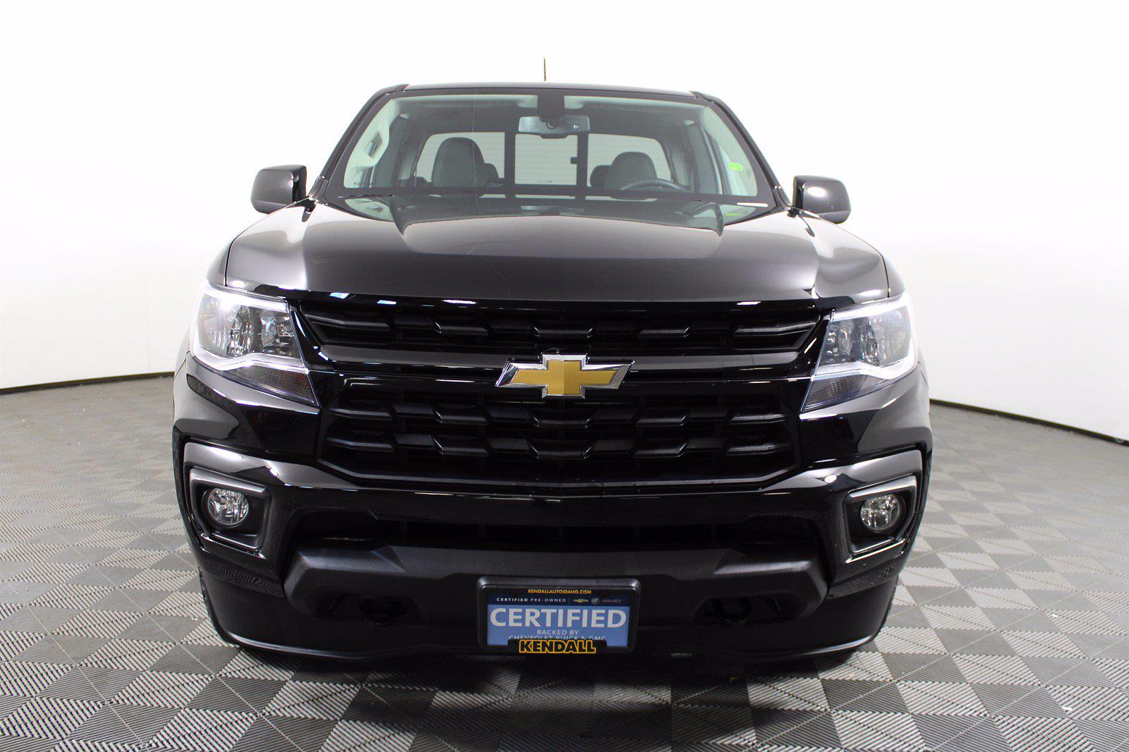 2021 Chevrolet Colorado Extended Cab 4x4, Pickup #D110540A - photo 15