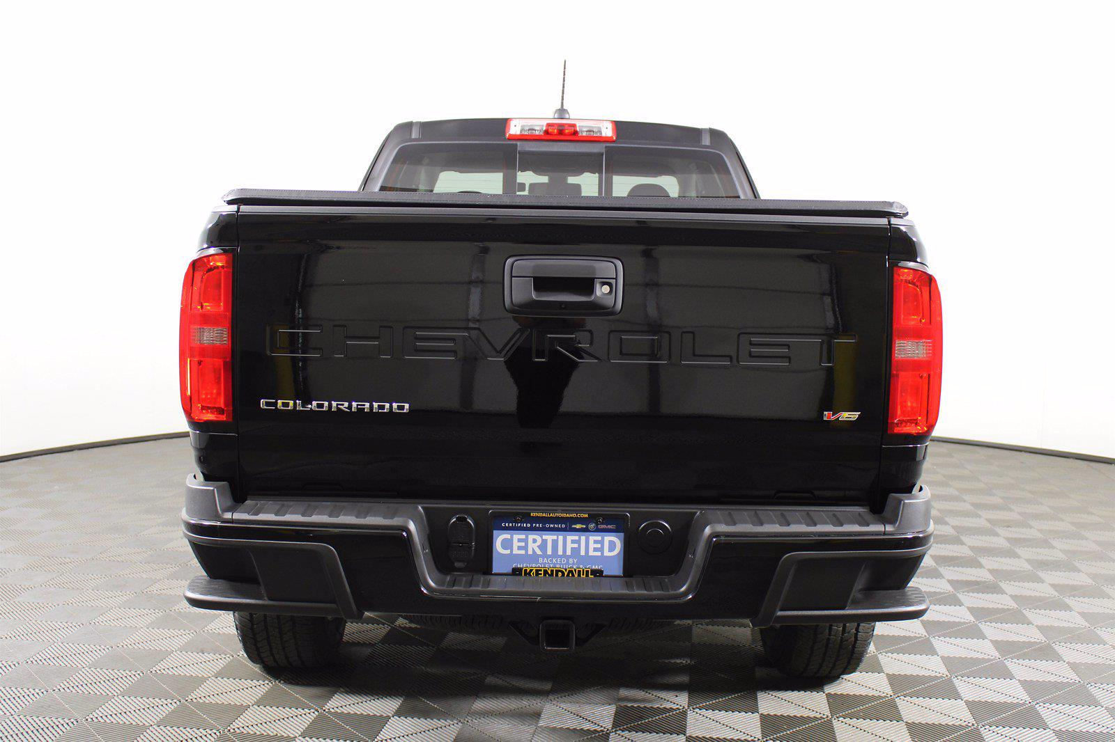 2021 Chevrolet Colorado Extended Cab 4x4, Pickup #D110540A - photo 1