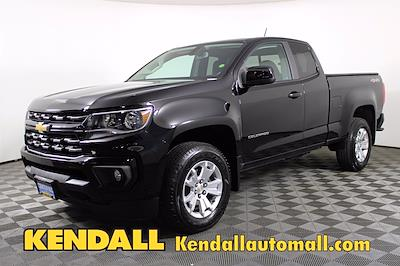 2021 Chevrolet Colorado Extended Cab 4x4, Pickup #D110540A - photo 7