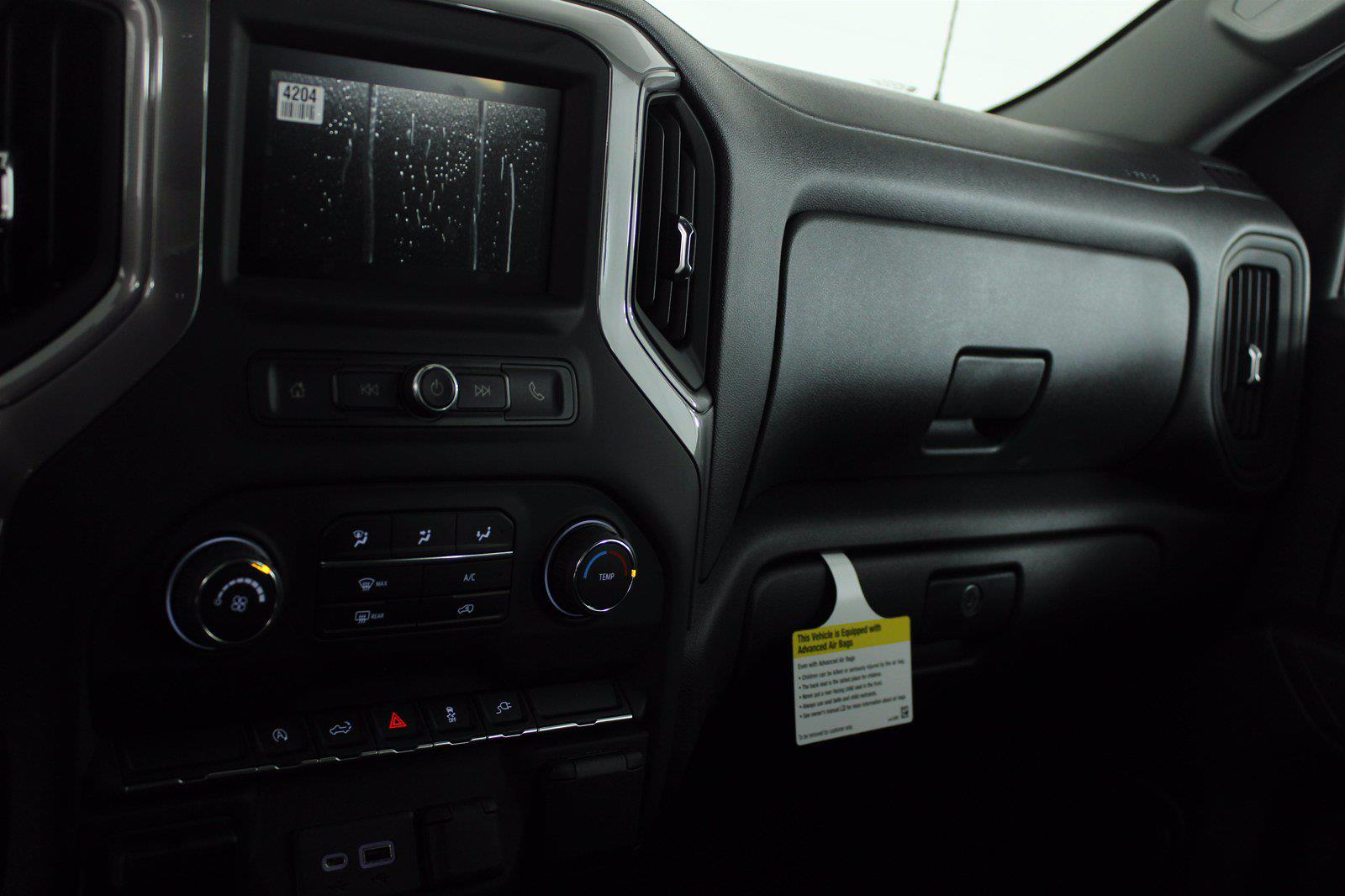 2021 Chevrolet Silverado 1500 Crew Cab 4x4, Pickup #D110595 - photo 12