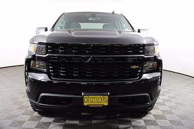 2021 Chevrolet Silverado 1500 Crew Cab 4x4, Pickup #D110595 - photo 2