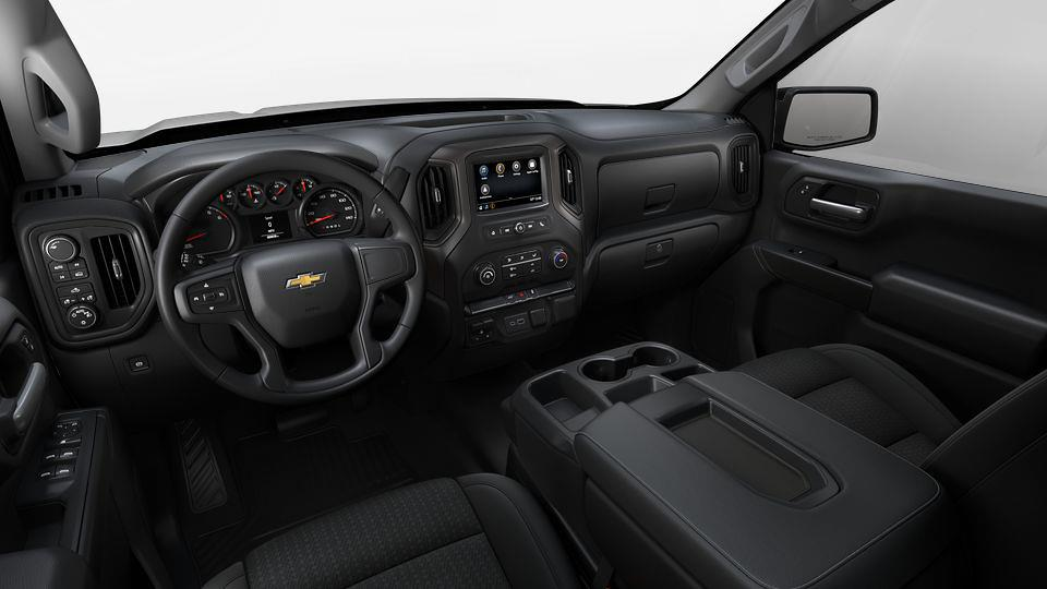 2021 Chevrolet Silverado 1500 Crew Cab 4x4, Pickup #D110601 - photo 5