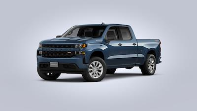 2021 Chevrolet Silverado 1500 Crew Cab 4x4, Pickup #D110601 - photo 1