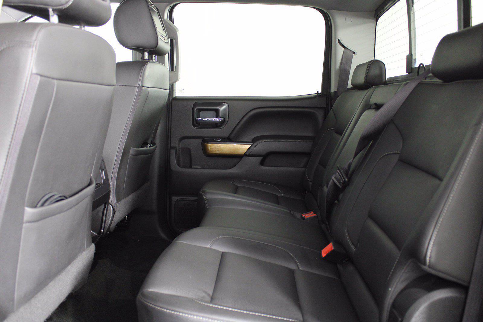 2016 Chevrolet Silverado 2500 Crew Cab 4x2, Pickup #D110630A - photo 8