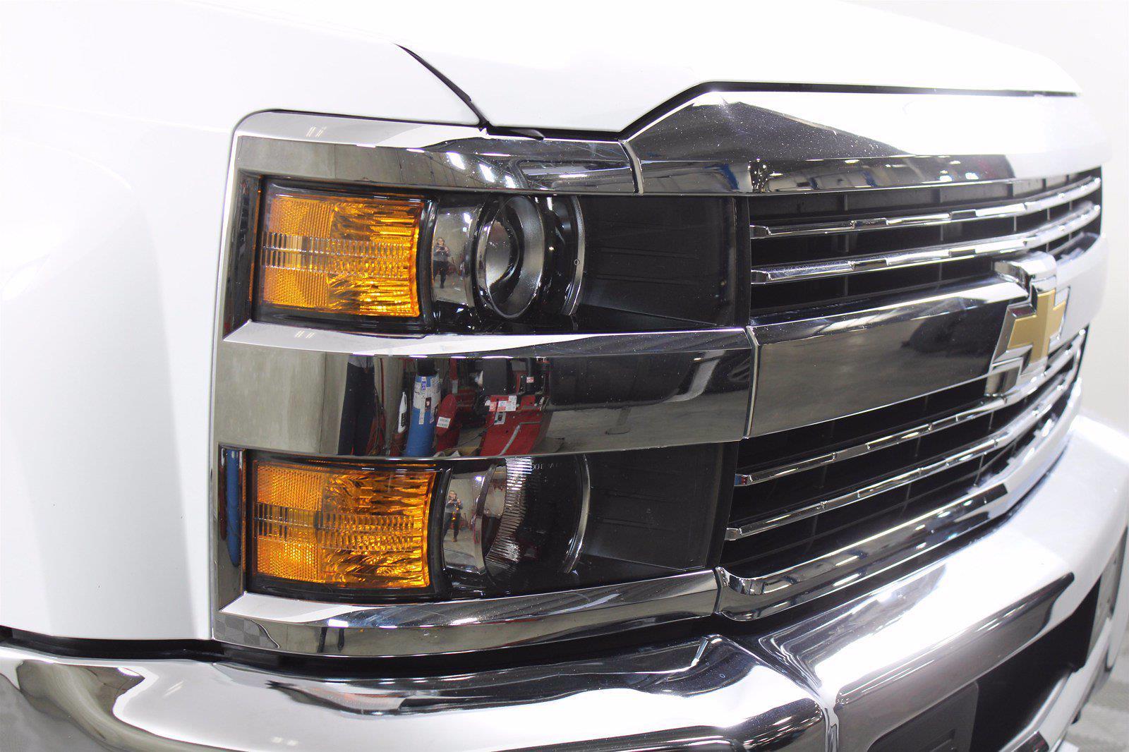 2016 Chevrolet Silverado 2500 Crew Cab 4x2, Pickup #D110630A - photo 1