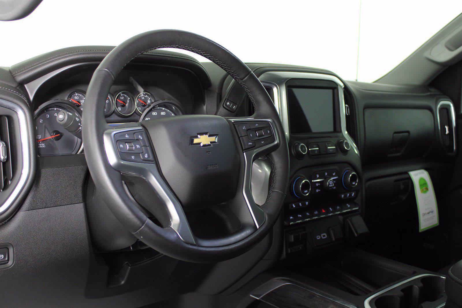 2020 Chevrolet Silverado 1500 Crew Cab 4x4, Pickup #D110641A - photo 7