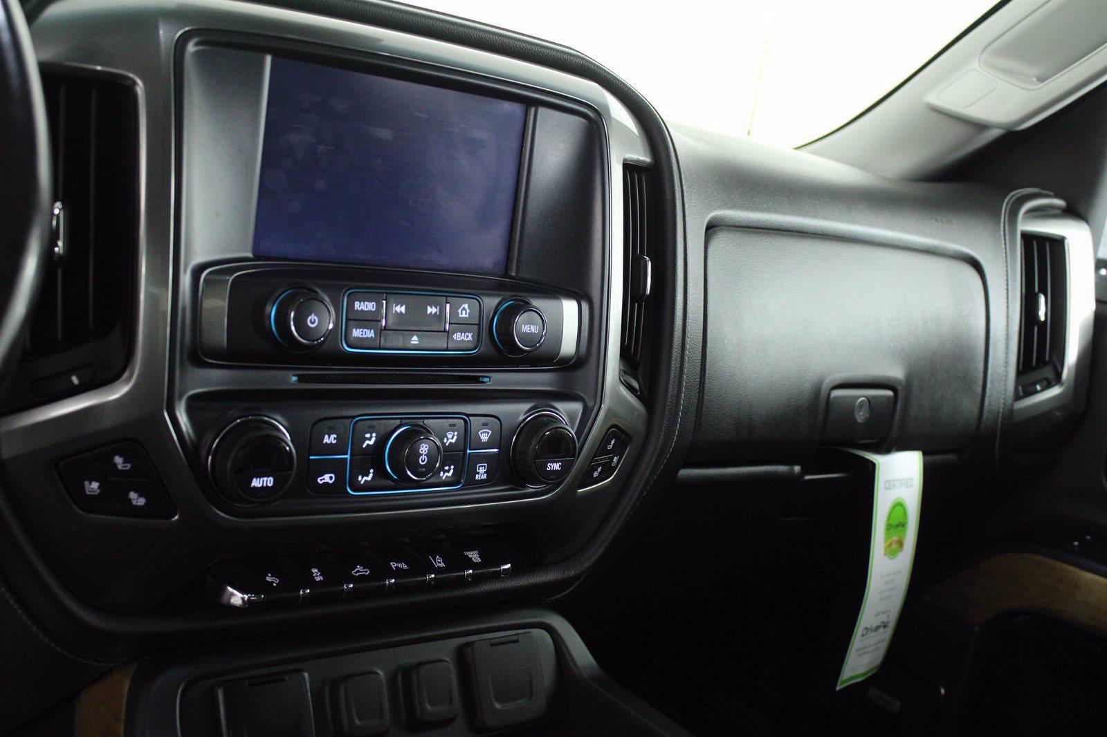 2019 Chevrolet Silverado 2500 Crew Cab 4x4, Pickup #D110643A - photo 12