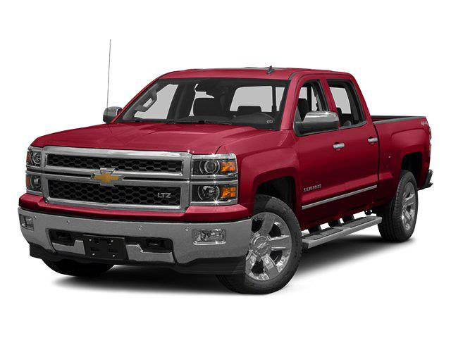 2014 Chevrolet Silverado 1500 Crew Cab 4x4, Pickup #D110652A - photo 1