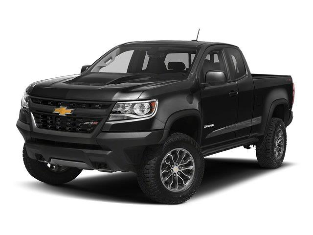 2017 Chevrolet Colorado Extended Cab 4x4, Pickup #D110676A - photo 1