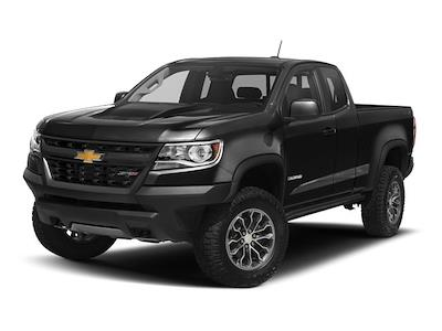 2017 Chevrolet Colorado Extended Cab 4x4, Pickup #D110676A - photo 2
