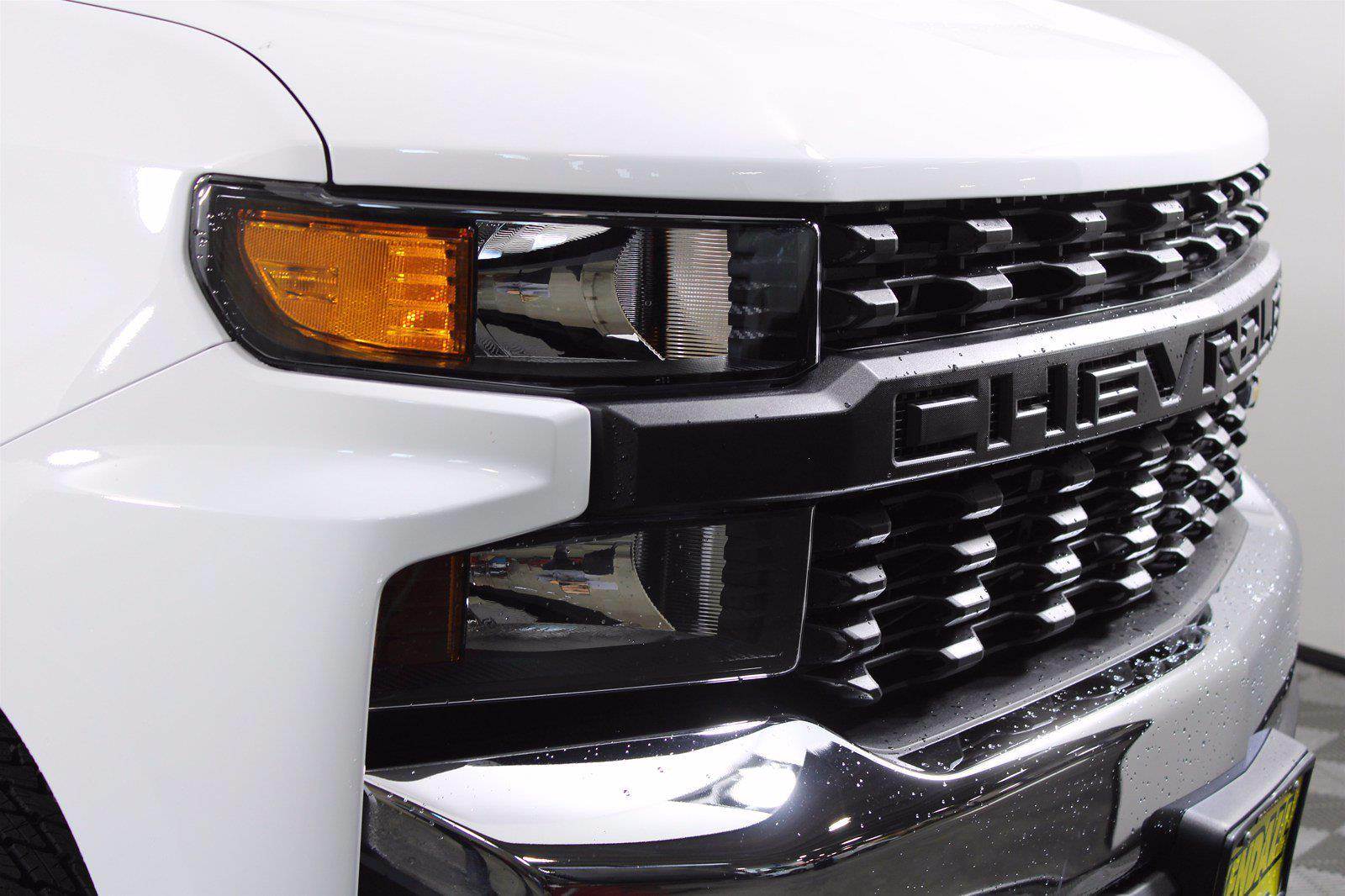 2021 Chevrolet Silverado 1500 Regular Cab 4x2, Pickup #D110764 - photo 5