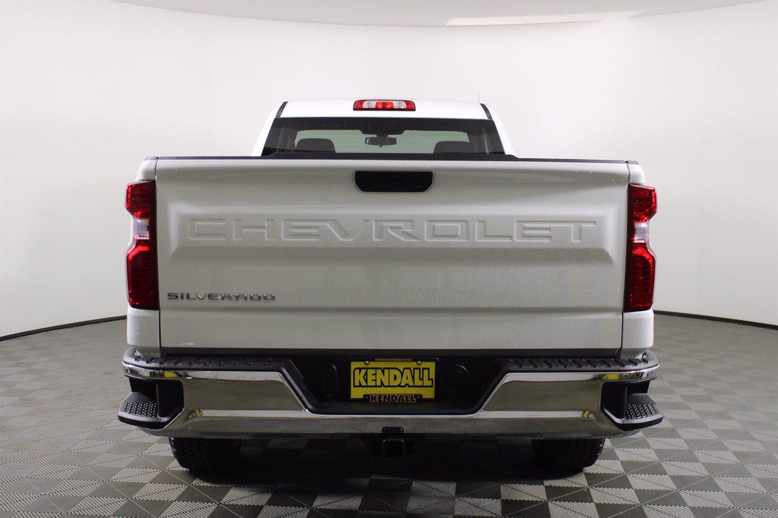 2021 Chevrolet Silverado 1500 Regular Cab 4x2, Pickup #D110764 - photo 8