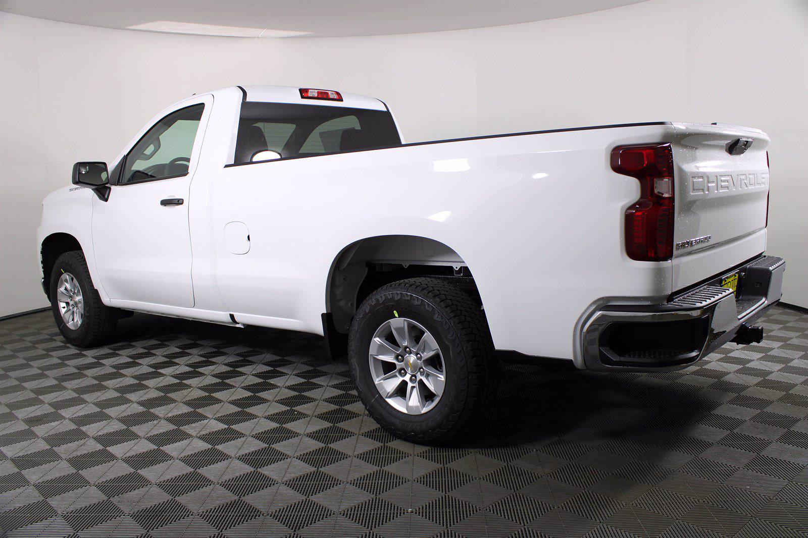2021 Chevrolet Silverado 1500 Regular Cab 4x2, Pickup #D110764 - photo 1