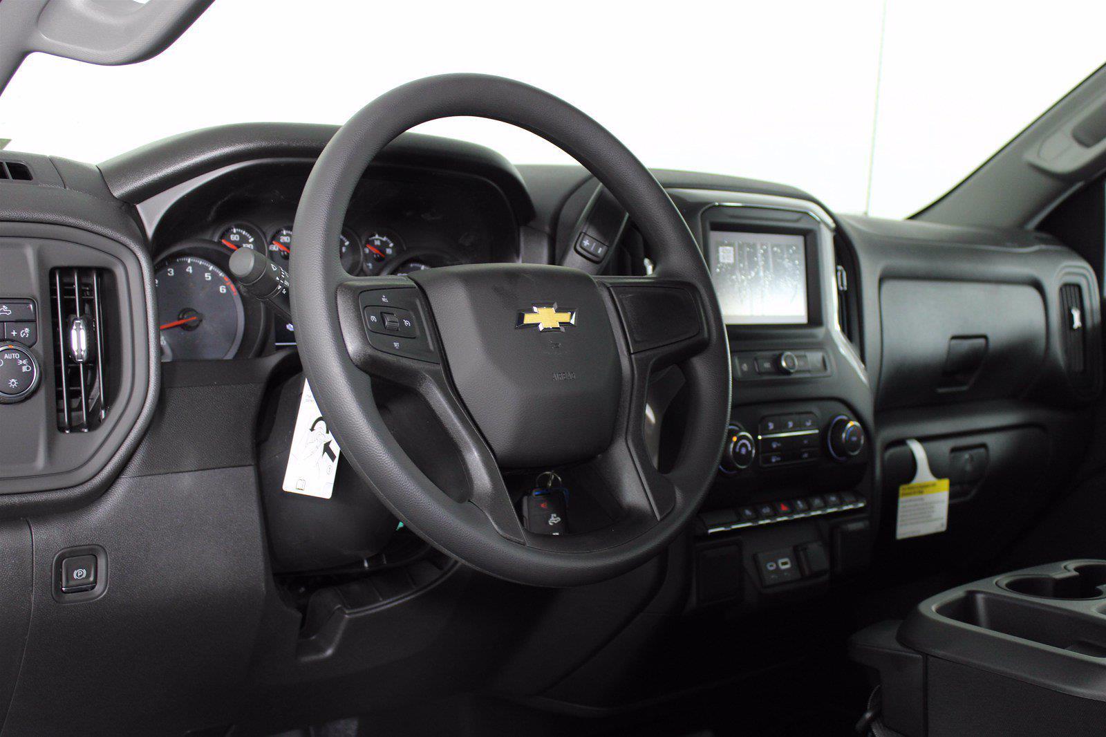2021 Chevrolet Silverado 1500 Regular Cab 4x2, Pickup #D110764 - photo 10