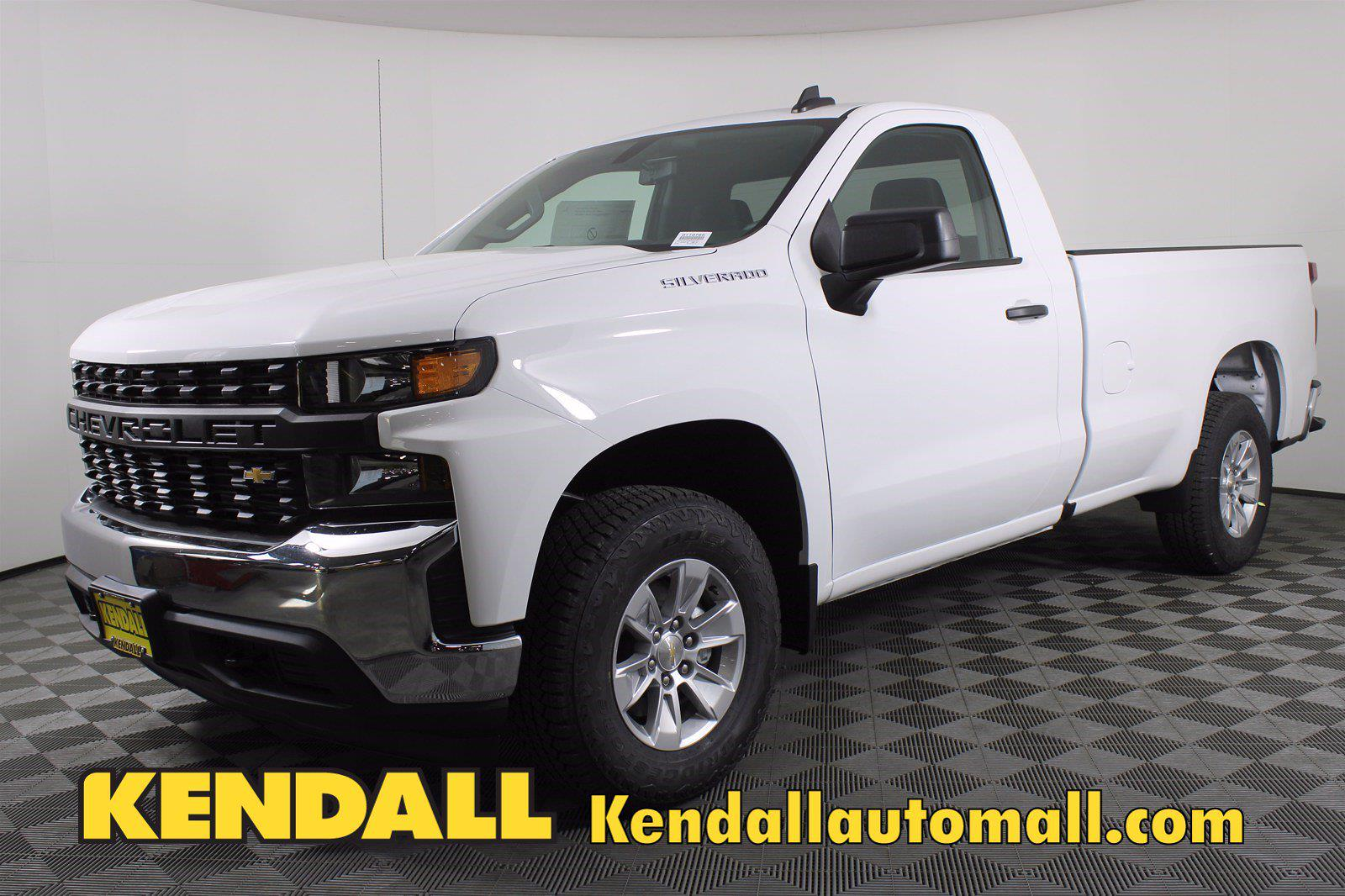 2021 Chevrolet Silverado 1500 Regular Cab 4x2, Pickup #D110765 - photo 1