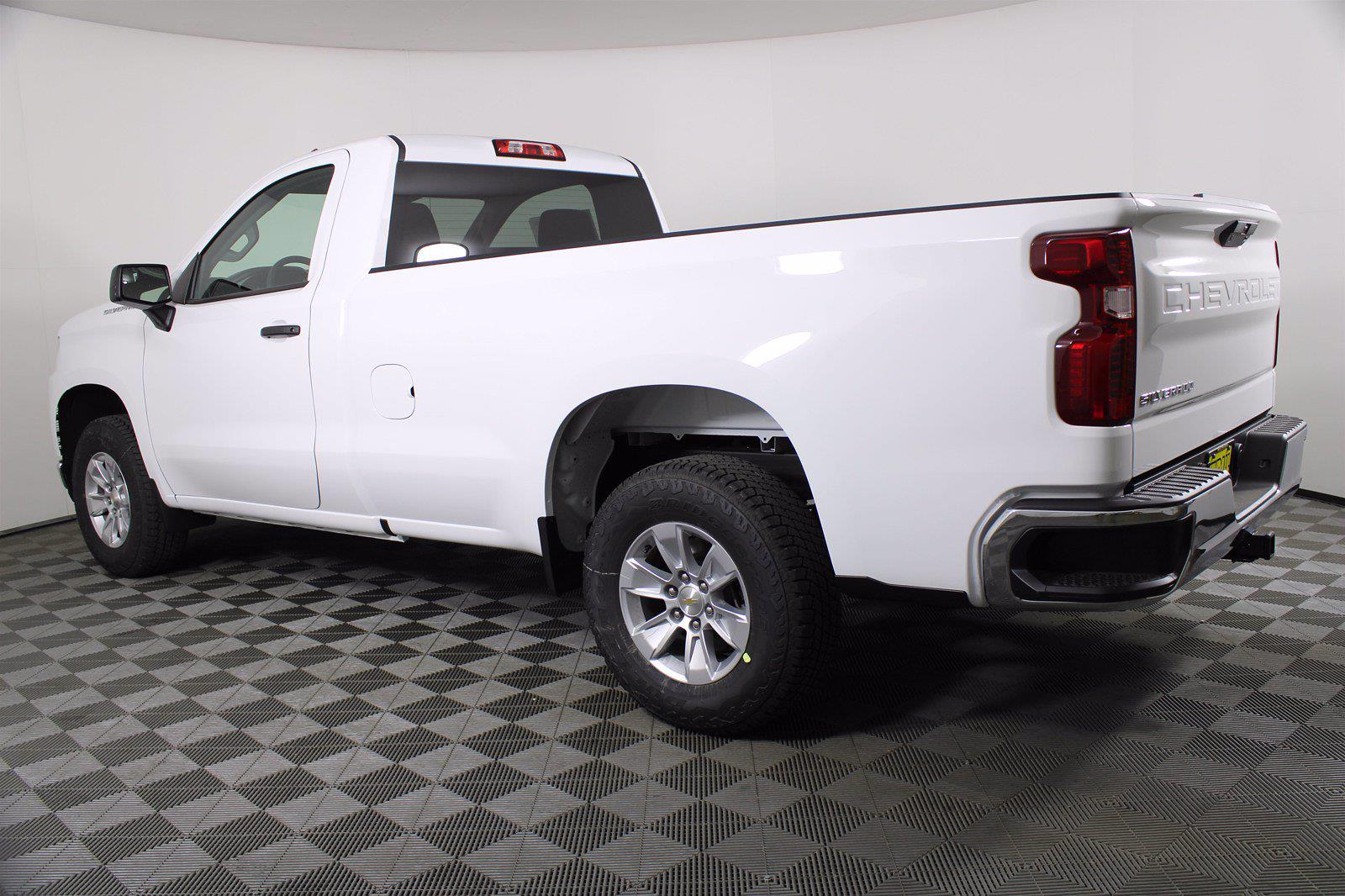 2021 Chevrolet Silverado 1500 Regular Cab 4x2, Pickup #D110765 - photo 2