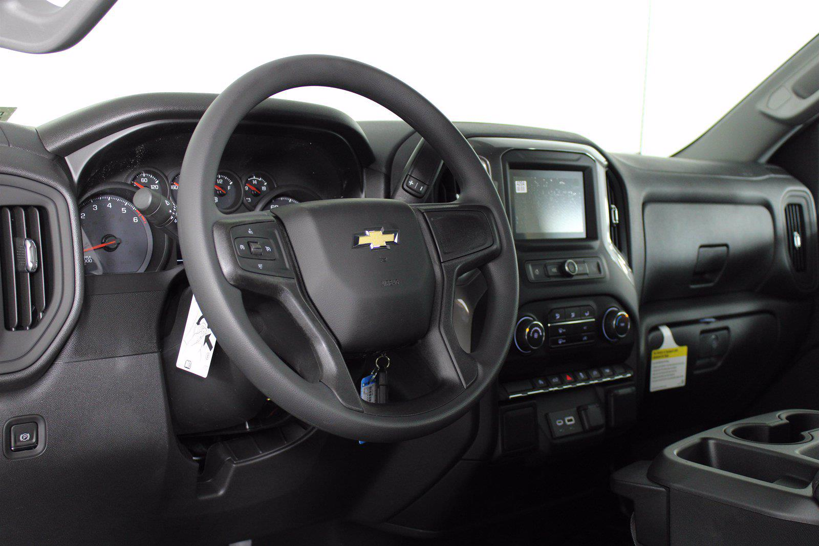 2021 Chevrolet Silverado 1500 Regular Cab 4x2, Pickup #D110765 - photo 10