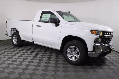 2021 Chevrolet Silverado 1500 Regular Cab 4x2, Pickup #D110765 - photo 4
