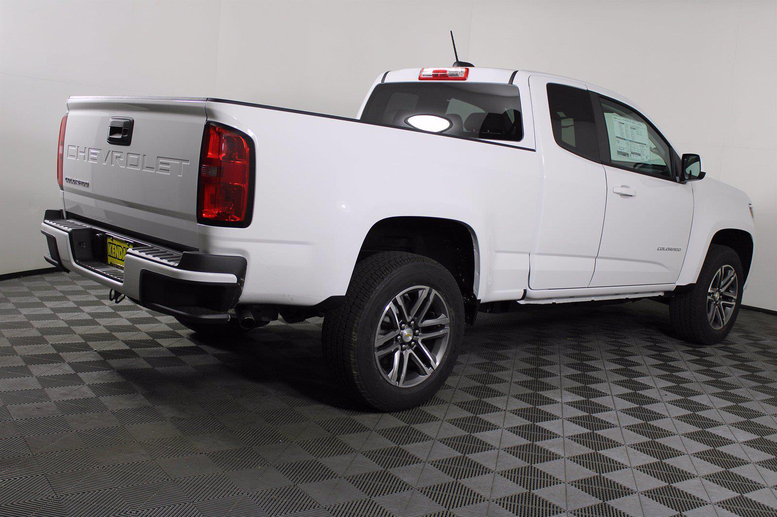 2021 Chevrolet Colorado Extended Cab 4x2, Pickup #D110767 - photo 7