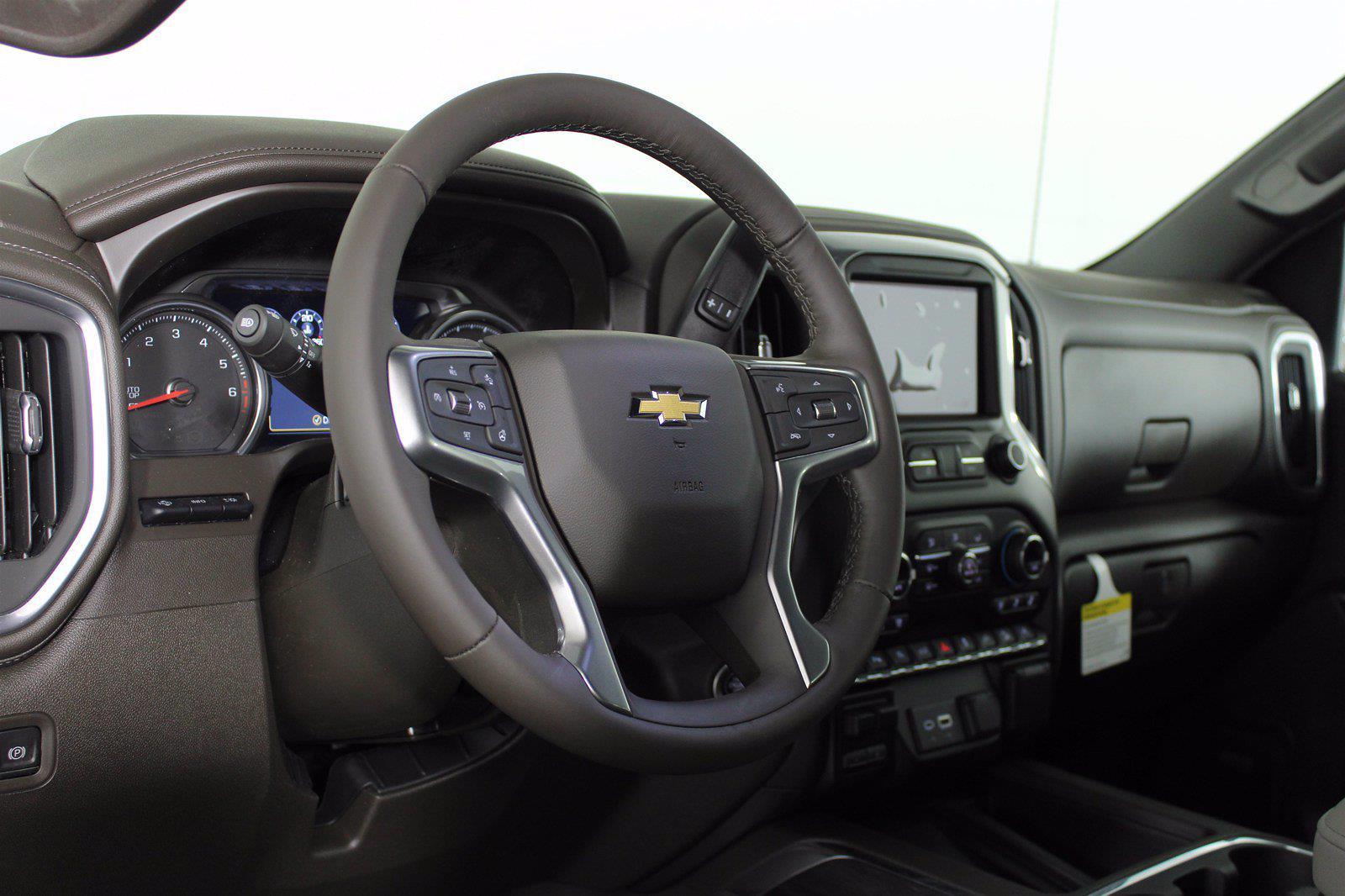 2021 Chevrolet Silverado 1500 Crew Cab 4x4, Pickup #D110776 - photo 9