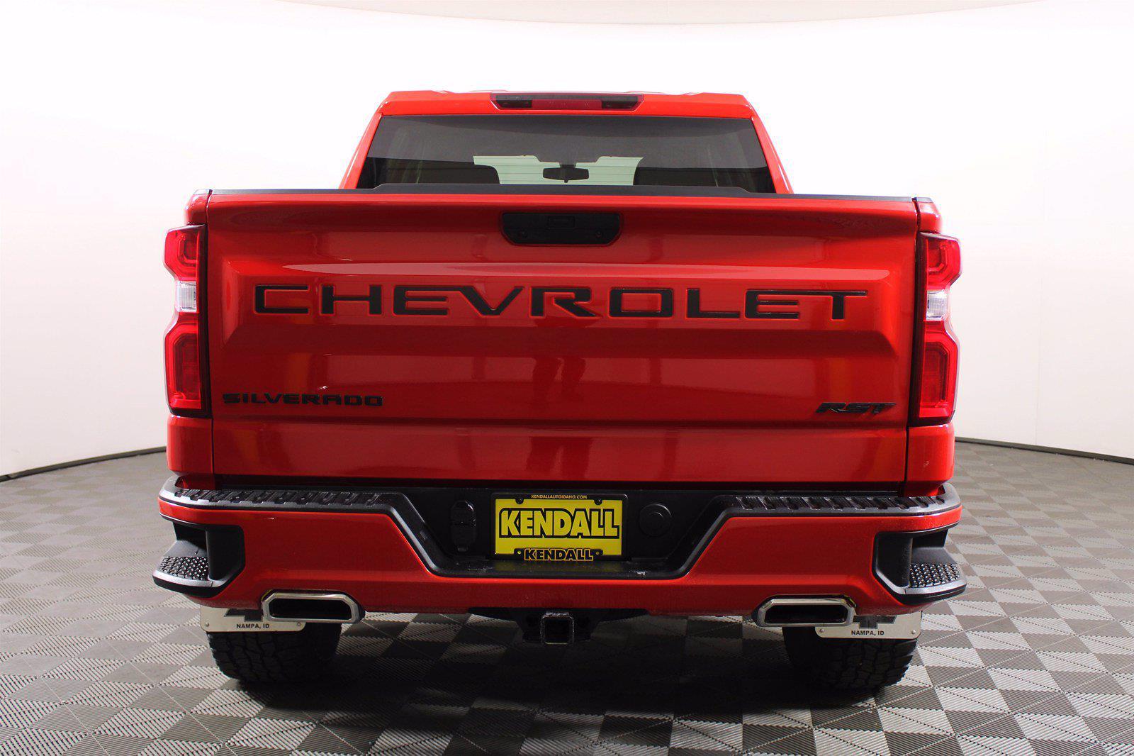 2019 Chevrolet Silverado 1500 Crew Cab 4x4, Pickup #D110798A - photo 1