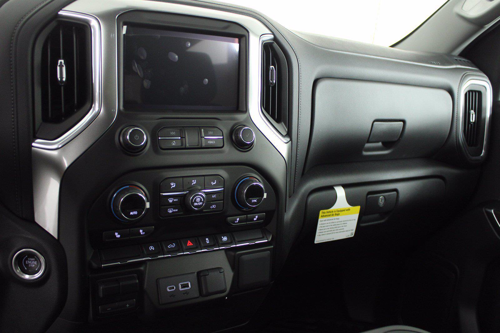 2021 Silverado 1500 Crew Cab 4x4,  Pickup #D110815 - photo 12