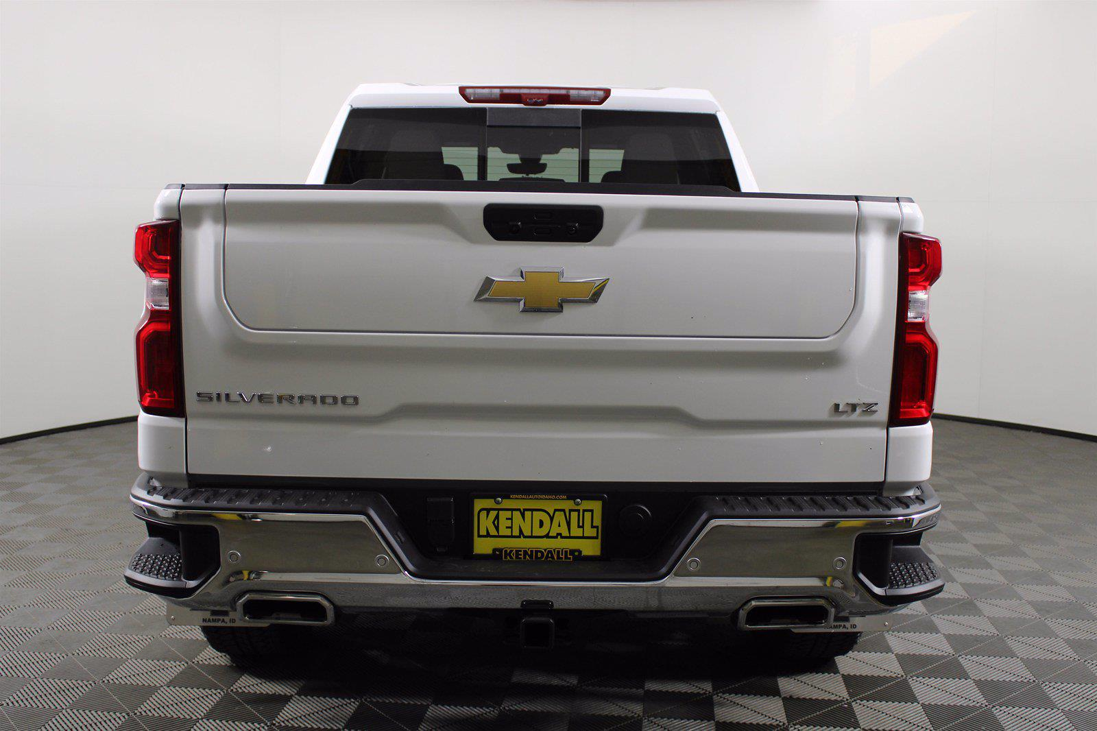 2021 Chevrolet Silverado 1500 Crew Cab 4x4, Pickup #D110856 - photo 8