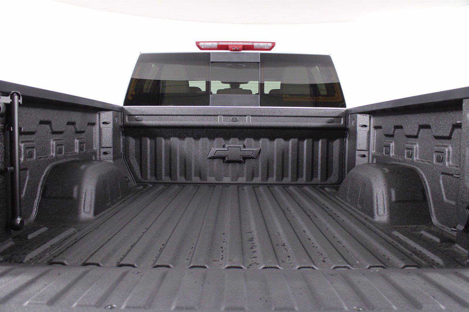 2021 Chevrolet Silverado 1500 Crew Cab 4x4, Pickup #D110856 - photo 9
