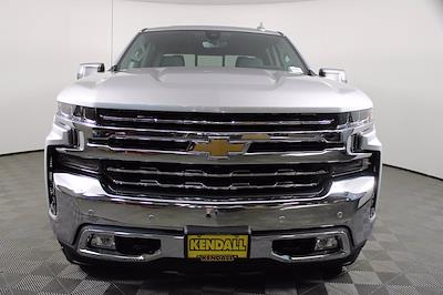 2021 Chevrolet Silverado 1500 Crew Cab 4x4, Pickup #D110857 - photo 3