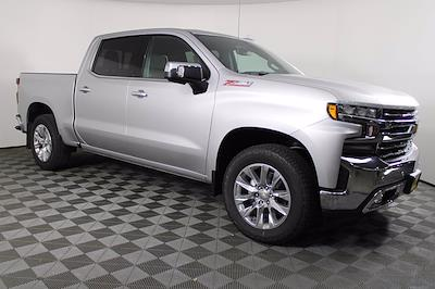 2021 Chevrolet Silverado 1500 Crew Cab 4x4, Pickup #D110857 - photo 4