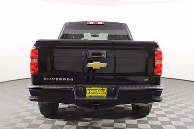 2017 Chevrolet Silverado 1500 Crew Cab 4x4, Pickup #D110857A - photo 1