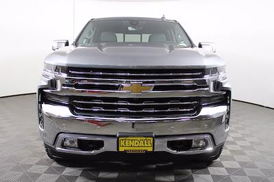 2021 Chevrolet Silverado 1500 Crew Cab 4x4, Pickup #D110863 - photo 3