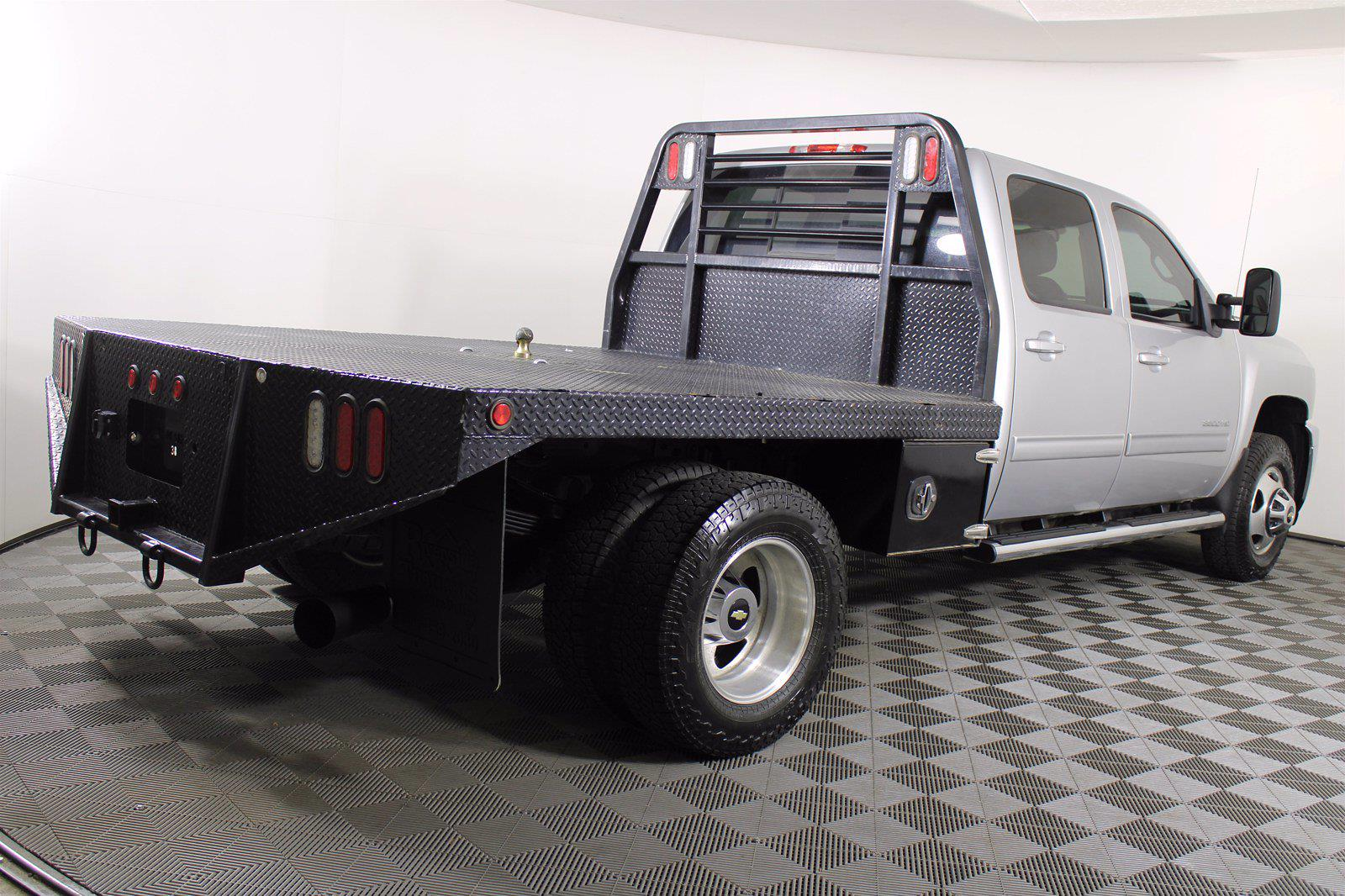 2014 Chevrolet Silverado 3500 Crew Cab 4x4, Pickup #D110865A - photo 12