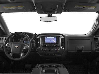 2017 Chevrolet Silverado 1500 Crew Cab 4x4, Pickup #D110881A - photo 5