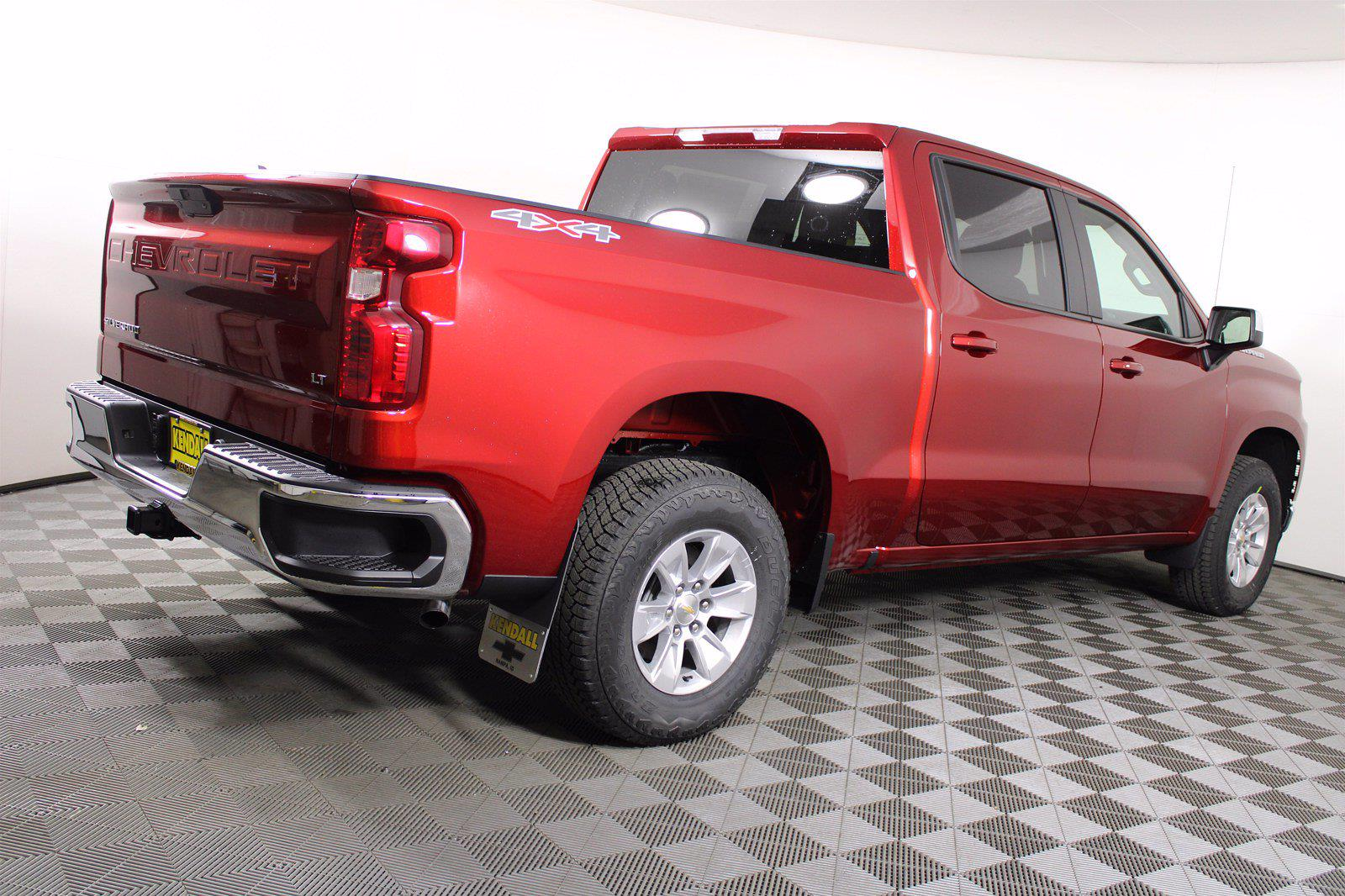 2021 Chevrolet Silverado 1500 Crew Cab 4x4, Pickup #D110896 - photo 7