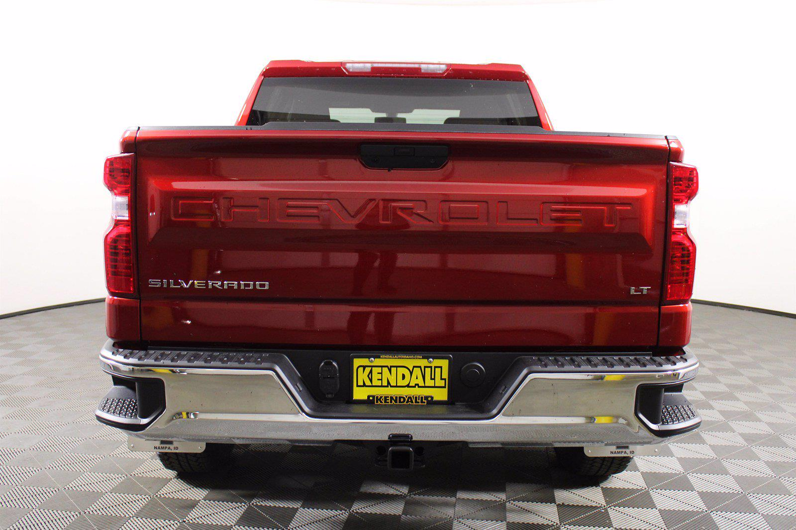 2021 Chevrolet Silverado 1500 Crew Cab 4x4, Pickup #D110896 - photo 8