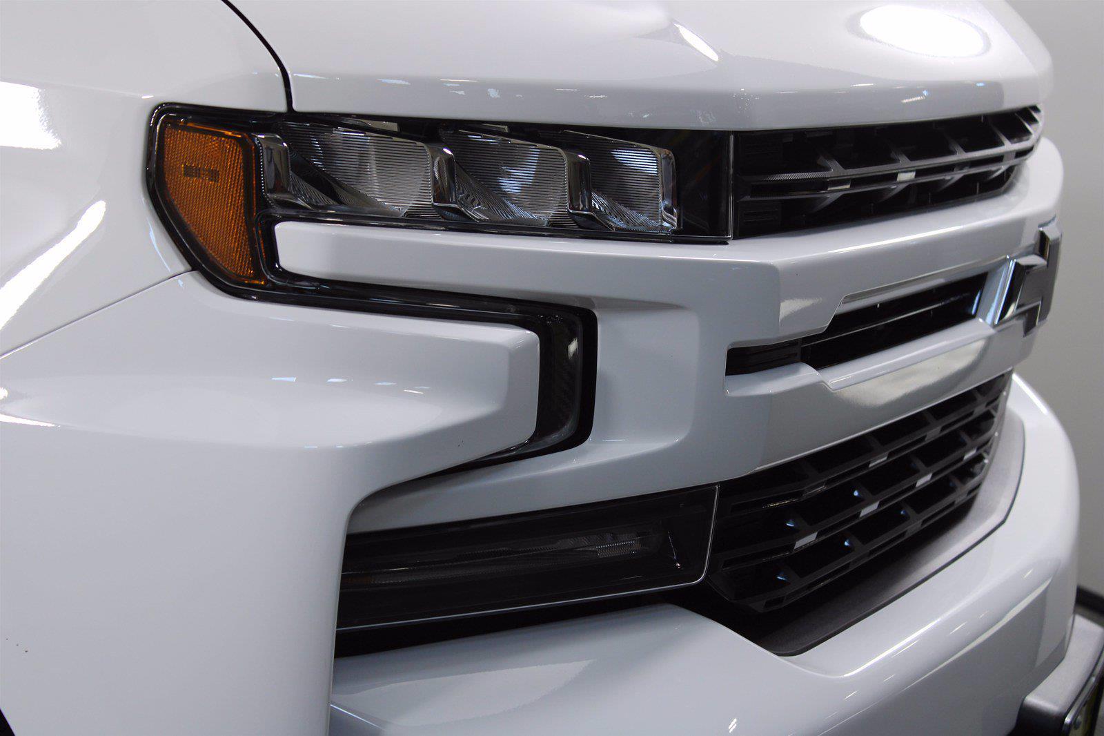 2021 Chevrolet Silverado 1500 Crew Cab 4x4, Pickup #D110898 - photo 5