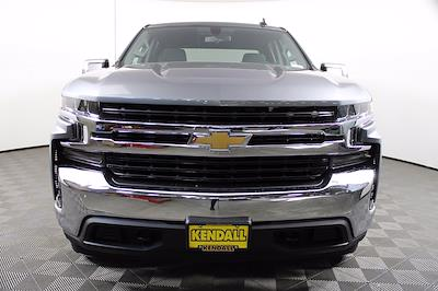 2021 Chevrolet Silverado 1500 Crew Cab 4x4, Pickup #D110908 - photo 3