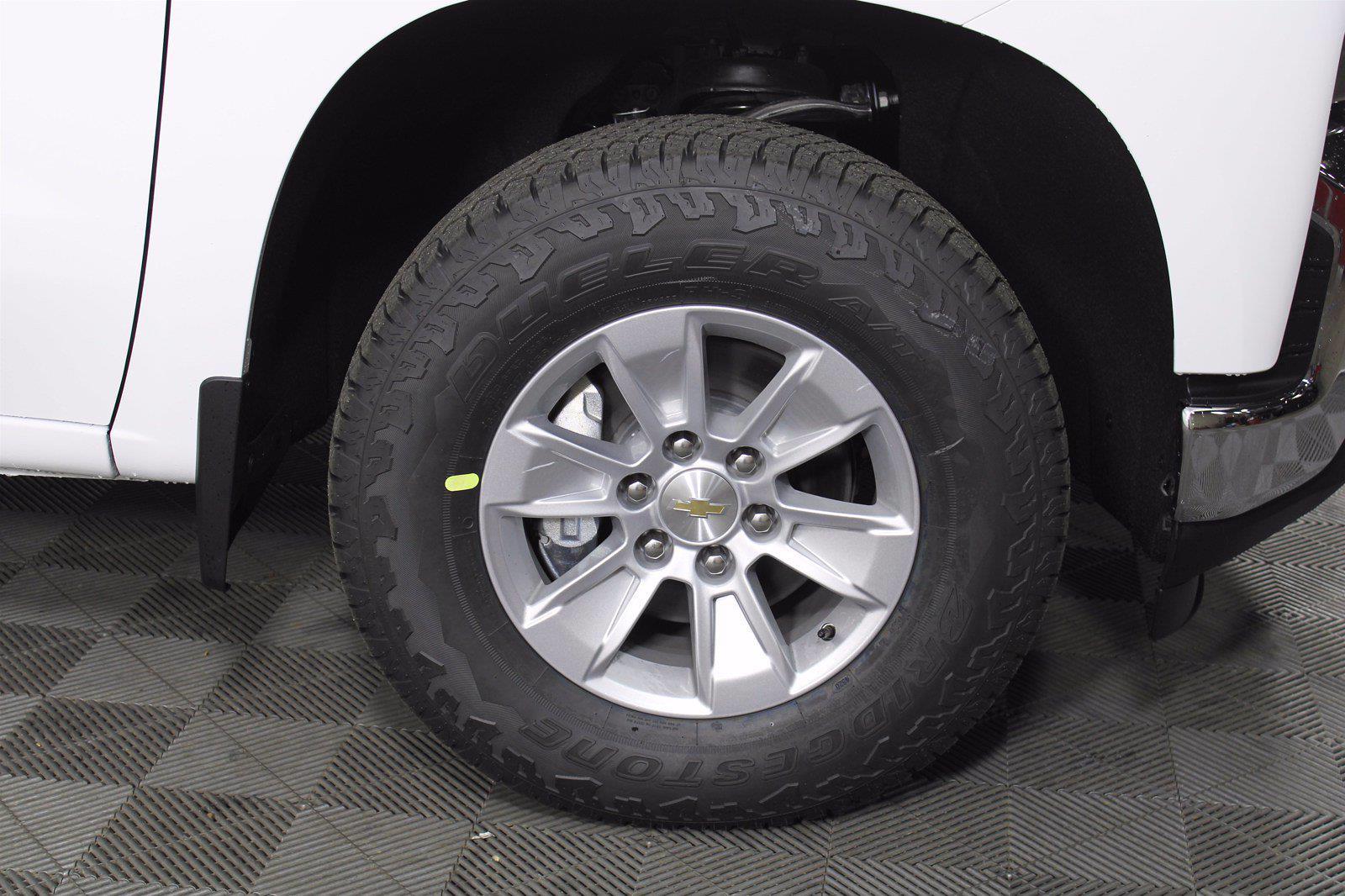 2021 Chevrolet Silverado 1500 Regular Cab 4x2, Pickup #D110918 - photo 6
