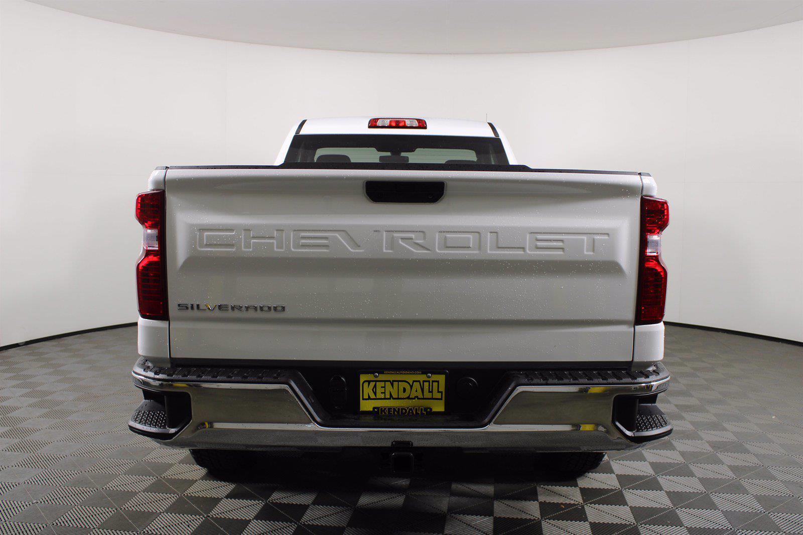 2021 Chevrolet Silverado 1500 Regular Cab 4x2, Pickup #D110918 - photo 8