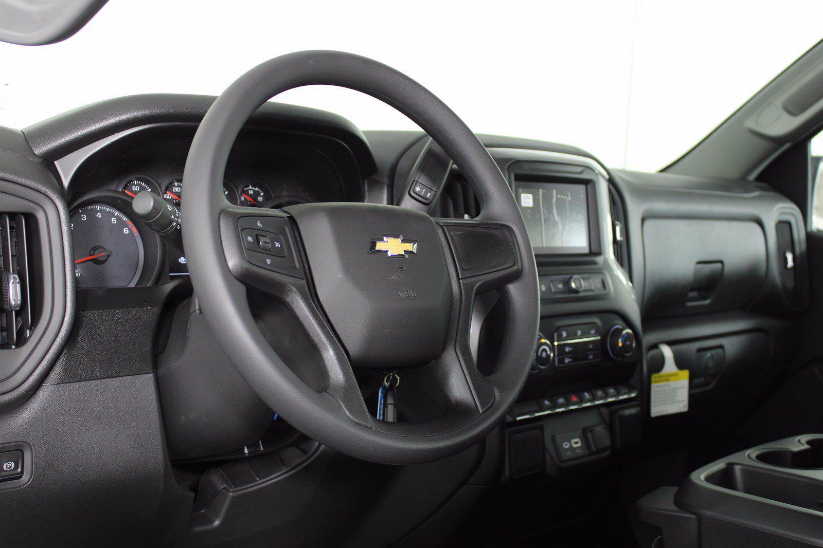 2021 Chevrolet Silverado 1500 Regular Cab 4x2, Pickup #D110918 - photo 10