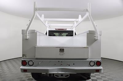 2021 Chevrolet Silverado 3500 Crew Cab 4x4, Service Body #D110928 - photo 8