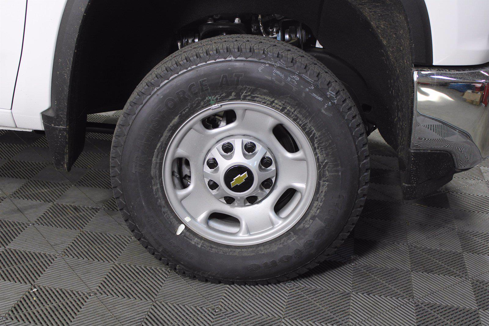 2021 Chevrolet Silverado 2500 Double Cab 4x4, Service Body #D110986 - photo 6