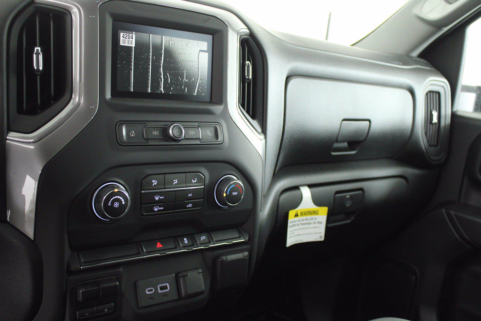 2021 Chevrolet Silverado 2500 Double Cab 4x4, Service Body #D110986 - photo 11