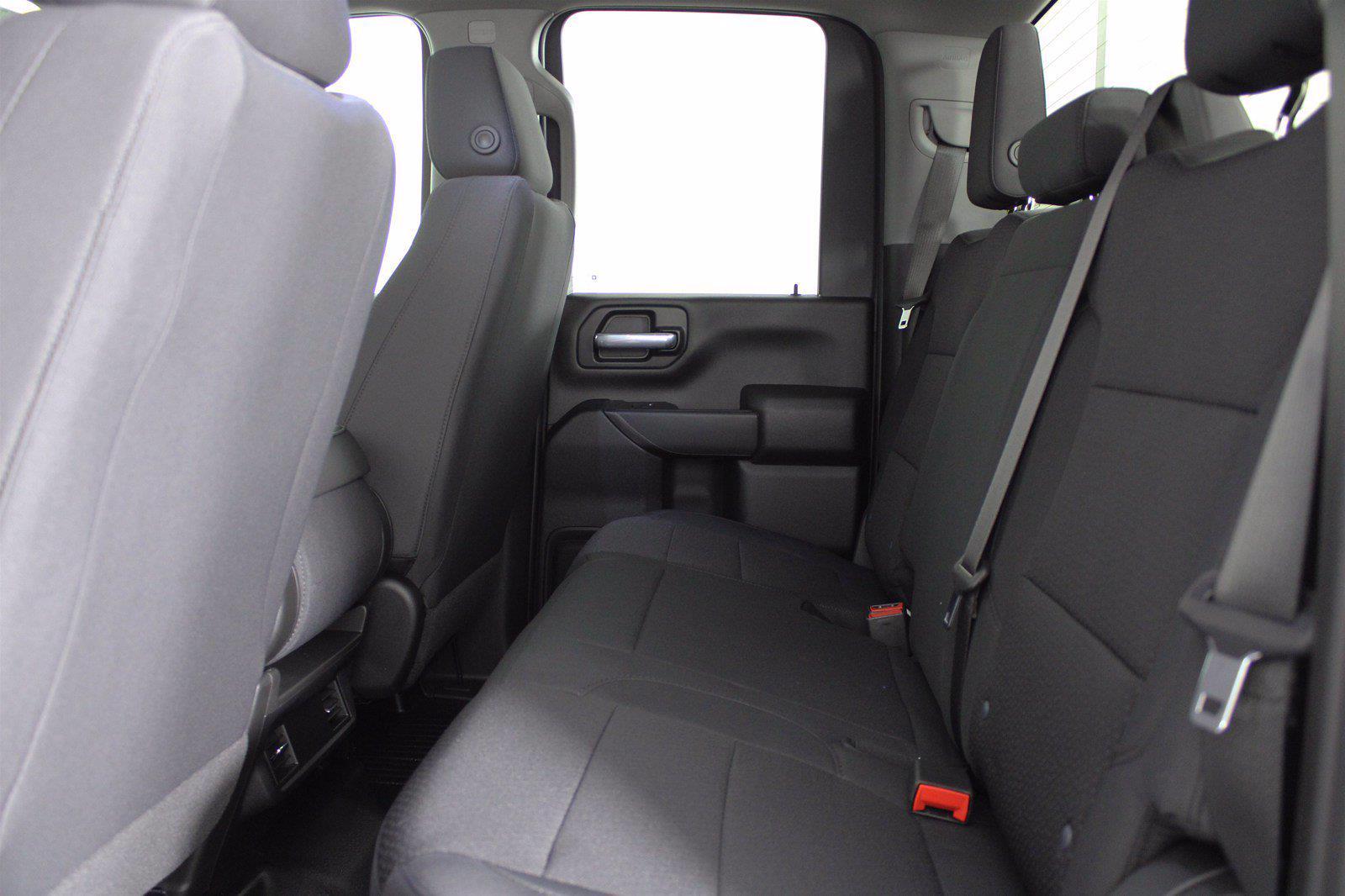 2021 Chevrolet Silverado 2500 Double Cab 4x4, Service Body #D110986 - photo 14