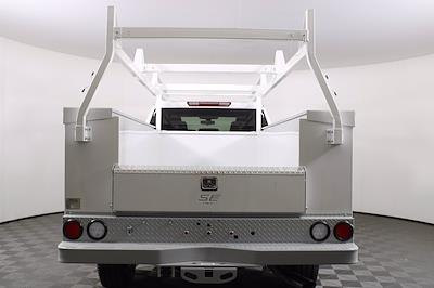 2021 Chevrolet Silverado 2500 Double Cab 4x4, Service Body #D110986 - photo 8