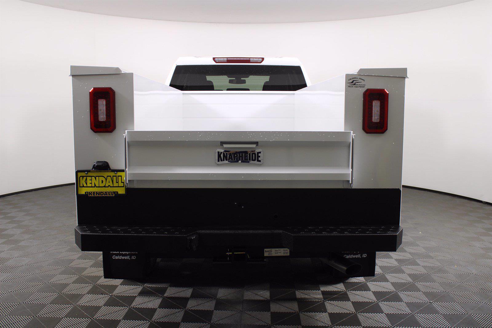 2021 Chevrolet Silverado 2500 Double Cab 4x4, Knapheide Steel Service Body #D110989 - photo 7